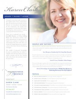 Karen Clark One Sheet 12 30 11 Web Page 1