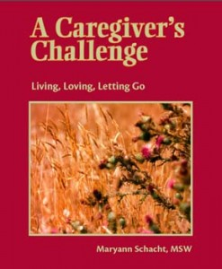 A Caregiver's Challenge book cover