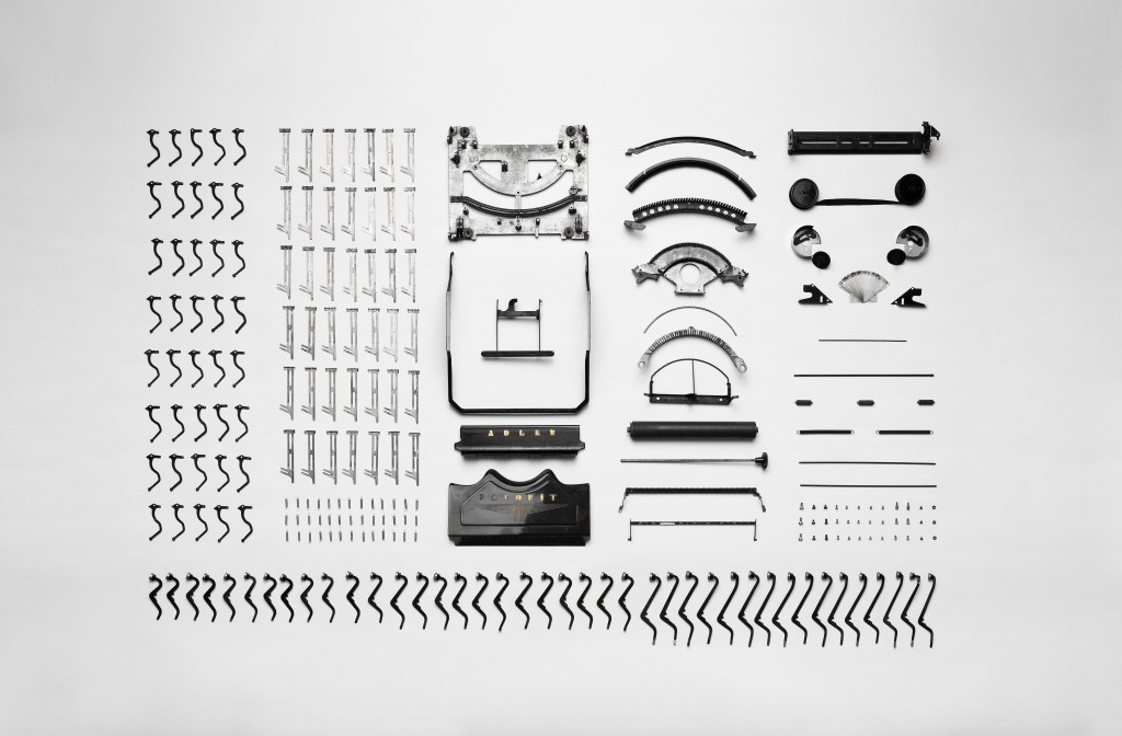 Typewriter deconstructed